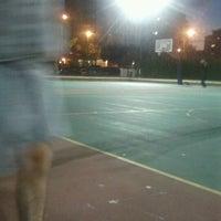 Photo taken at HaGolan Playground - Kiriat HaSharon by Greg R. on 12/30/2011