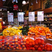 Photo taken at Whole Foods Market by The Budget Babe on 6/1/2011