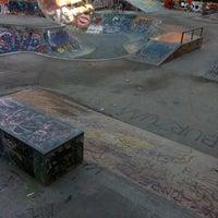 Photo taken at Skatepark - Motta by Cristiano C. on 12/8/2011