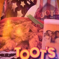 Photo taken at Toot's by Channing L. on 3/12/2012