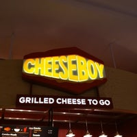 Photo taken at Cheeseboy by Chris G. on 12/22/2011