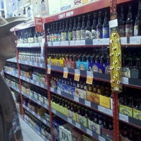 Photo taken at BevMo! by Joshua M. on 9/2/2011