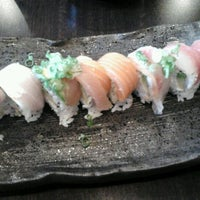 Photo taken at Rock & Roll Japanese Cuisine by Irene L. on 9/9/2012