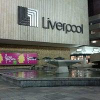Foto tomada en Liverpool por Carlos V. el 7/12/2012