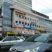 Снимок сделан в ТЦ «Черемушки» пользователем Машка У. 6/3/2012