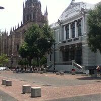 Foto tomada en Rambla Cataluña (Andador Escorza) por Iván S. el 6/9/2012