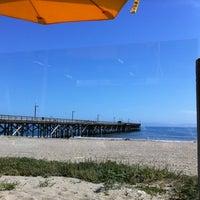 Photo taken at Beachside Bar Cafe by Susan W. on 4/18/2012