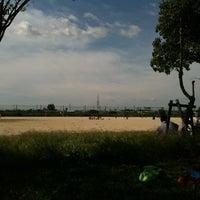 Photo taken at 高岡公園 by Osamu I. on 10/1/2011