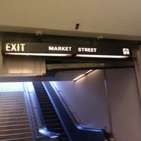 Photo taken at Powell St. BART Station by Holden K. on 12/6/2011