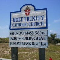 Photo taken at Holy Redeemer By The Sea by John P. on 7/10/2011