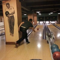 Photo taken at Bloomsbury Bowling Lanes by Pierre M. on 11/25/2011