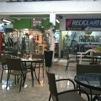 Photo taken at Super Centro Comercial Boqueirão by Vanialu on 10/24/2011