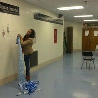 Photo taken at Southern High School by Keonté S. on 1/13/2012