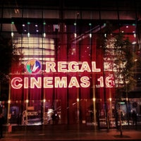 Photo taken at Regal Cinemas Meridian 16 by Mat X. on 6/8/2012