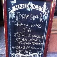 Photo taken at The Dram Shop by Amanda C. on 7/3/2012