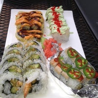 Foto tirada no(a) Sushi O Bistro por Going Diamond Y. em 5/17/2012