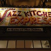 Photo taken at Ralph Brennan's Jazz Kitchen by Jeffrey C. on 10/15/2011