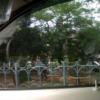 Photo taken at Taman Cilamaya by Adhi Z. on 8/8/2011