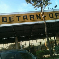 Photo taken at DETRAN/DF - Departamento de Trânsito do Distrito Federal by Ana T. on 11/3/2011