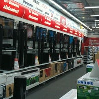 Photo taken at Media Markt by Ercan G. on 1/12/2012