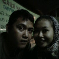 Photo taken at Nasi Uduk & Ayam Goreng Masdikun by Sank I. on 12/4/2011