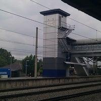 Photo taken at KTM Line - Rawang Station (KA10) by Wen Jiun Y. on 11/29/2011