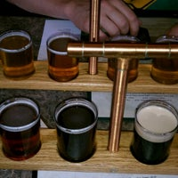 Photo taken at Saugatuck Brewing Company by Sara D. on 6/29/2012