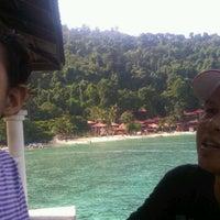 Photo taken at senjabay resort by Izmer A. on 5/26/2012