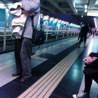 Photo taken at Metro Einstein by jorge c. on 6/5/2012