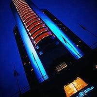 Photo taken at London Hilton on Park Lane by Tania B. on 7/12/2012
