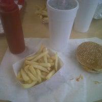 Photo taken at King Gyros by Ben R. on 1/16/2012