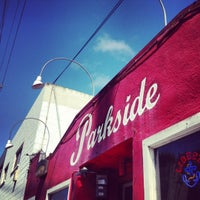 Photo taken at Thee Parkside by Anne Marie S. on 7/14/2012