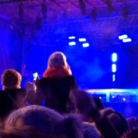 Photo taken at Igloofest by Mikael T. on 1/16/2011
