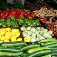 Photo taken at Hollywood Farmer's Market by Trisha Davis J. on 11/6/2011