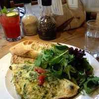 Photo taken at Le Pain Quotidien by Keira D. on 6/12/2012