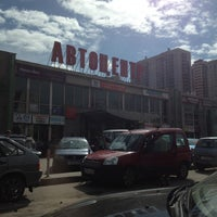 Снимок сделан в Автоцентр «Маршал» пользователем Оля Б. 5/12/2012