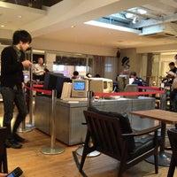 Photo taken at Time Out Café & Diner by naozumi t. on 10/30/2011