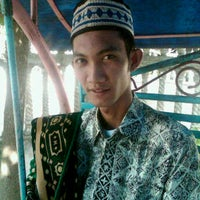 Photo taken at Masjid SYUHADA by Furqan H. on 12/2/2011