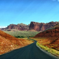 Photo taken at Capitol Reef National Park by Adri N. on 10/14/2011
