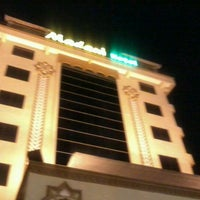 Photo taken at Madani Hotel by Dito D. on 1/5/2012