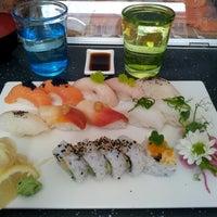 Photo taken at Akki Sushi by Mervi T. on 7/3/2012
