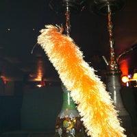 Photo taken at Blaze Hookah Lounge by Greg S. on 7/21/2011