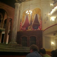 Photo taken at Ford's Theatre by Brian P. on 10/14/2011