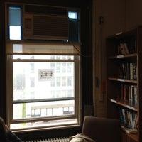 Photo taken at Graduate Lounge by Manuel B. on 4/27/2012