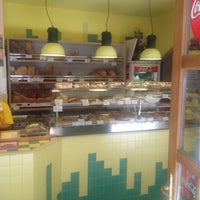 Photo taken at Bäckerei by Werner P. on 8/15/2012