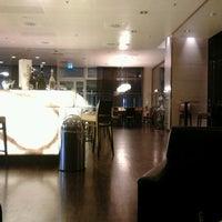 Photo taken at Best Western Premier BHR Treviso Hotel by Ginger _. on 4/10/2012