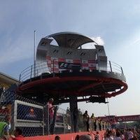 Photo taken at Autodromo Nazionale di Monza by Steve C. on 9/9/2012