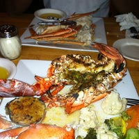 Photo taken at Popei's Clam Bar & Seafood Restaurant by Jillian G. on 5/23/2012
