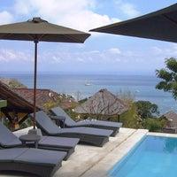 Photo taken at Pandana Guest House by Lembongan Island on 10/12/2011