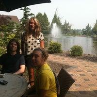 Photo taken at Silver Leaf Cafe by Pamela M. on 8/30/2011